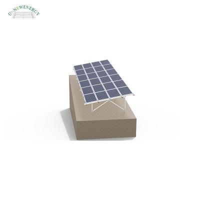 ground mount solar panel racking systems