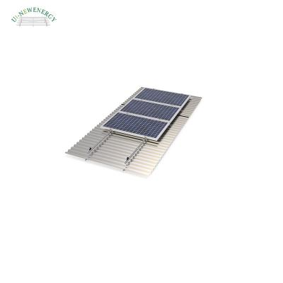 Solar Mounting Systems For Metal Roofs